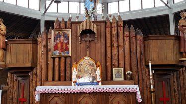 Kisah Dibalik Berdirinya Kuil Nasional Lady Of Martyrs Roma Di Auriesville New York Amerika