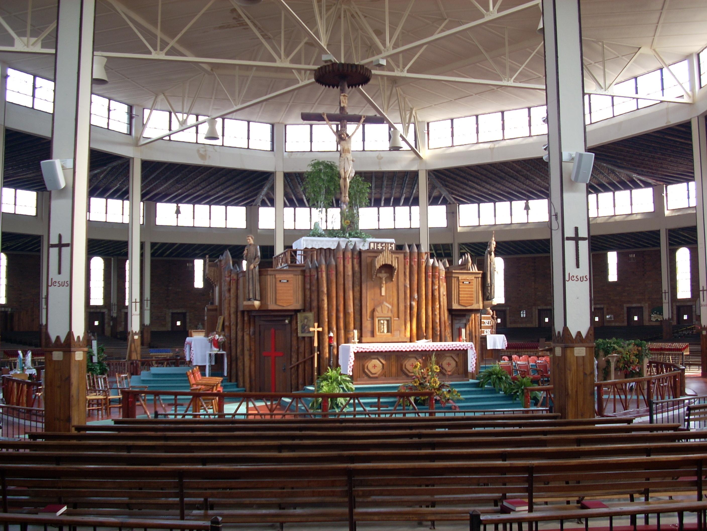 Manfaat Mengunjungi Kuil Nasional Lady Of Martyrs Roma Di Auriesville