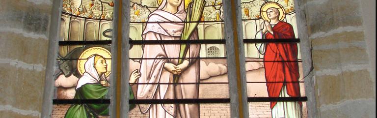 Kisah Pilu Dibalik Kuil Nasional Lady of Martyrs Roma di Auriesville di Amerika New York