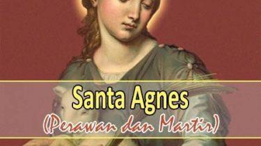 Agnes Seorang Martir Perawan yang Dihormati